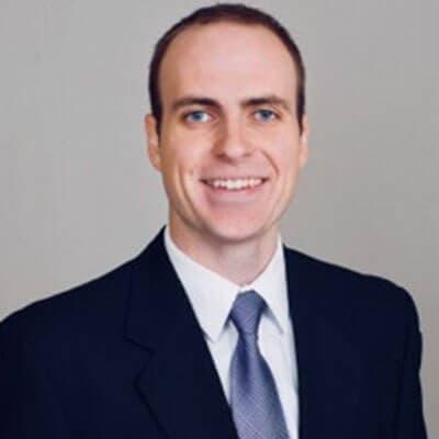 Dr. John Meek working at Archstone Dental & Orthodontics